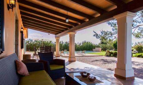 Porches de casas free porche de madera with porches de - Porches de casas de campo ...