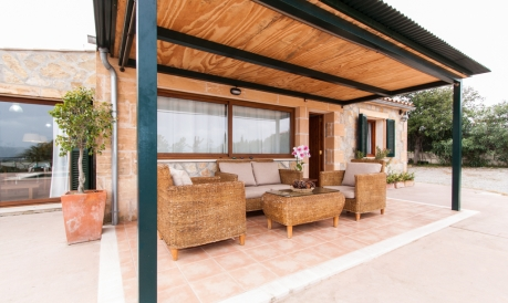 Imagenes de porches de casas perfect exteriores perfectos - Porches de casas de campo ...